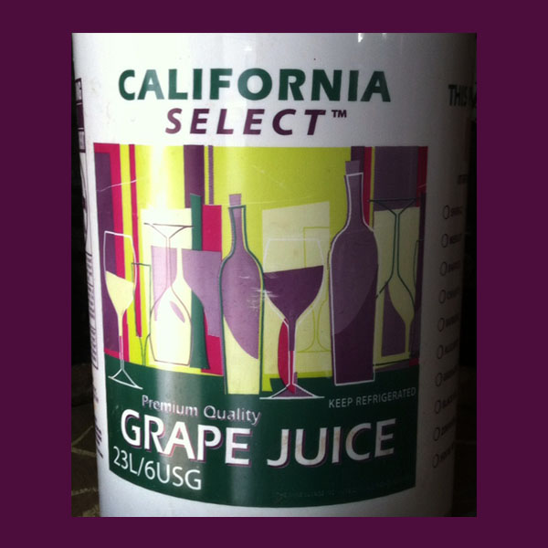 California Juices Carignane