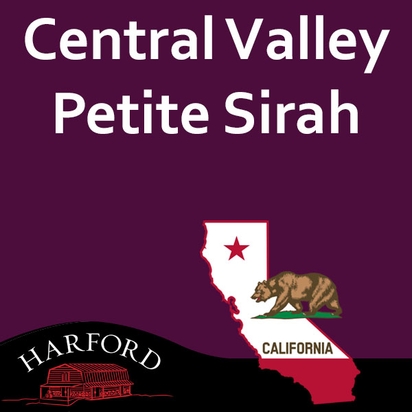 Central Valley Petite Sirah