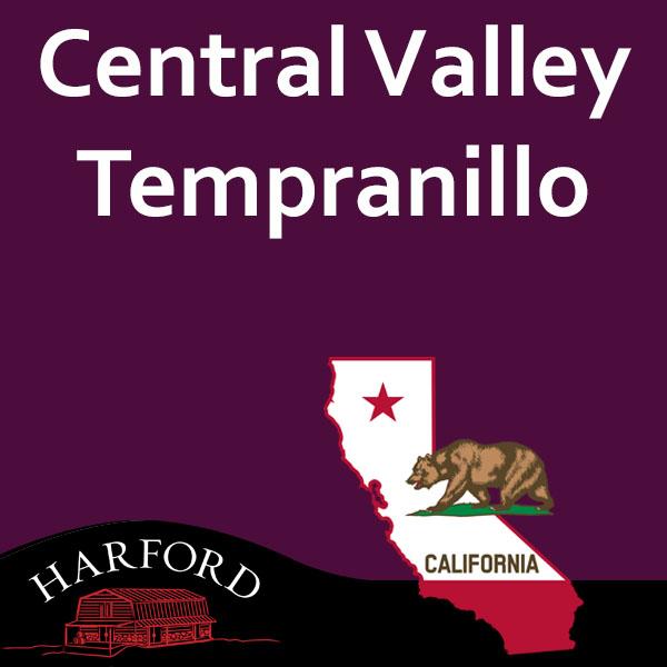 Central Valley Tempranillo