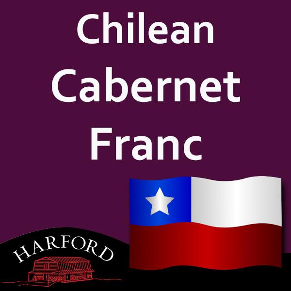 Chilean Grape Cabernet Franc