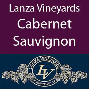 Lanza Vineyards Cab Sauvignon