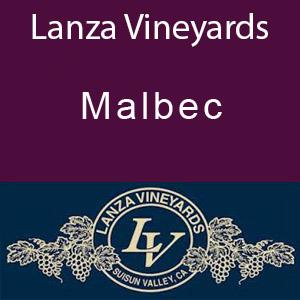 Lanza Vineyards Malbec