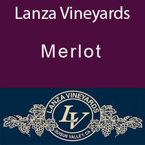 Lanza Vineyards Merlot