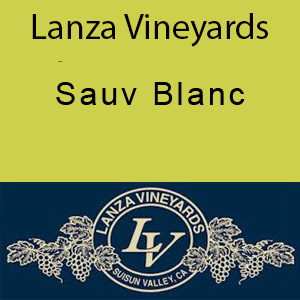 Lanza Vineyards Sauv Blanc