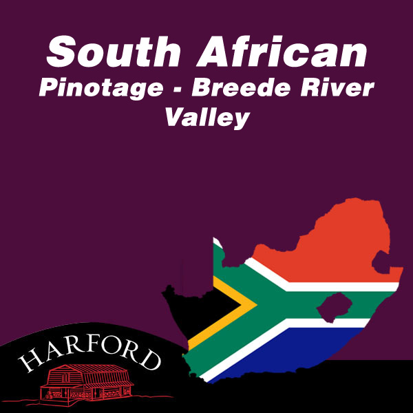 South African Grape - Pinotage, Breede River Valley