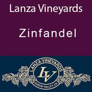 Lanza Vineyards Zinfandel (Lanza)