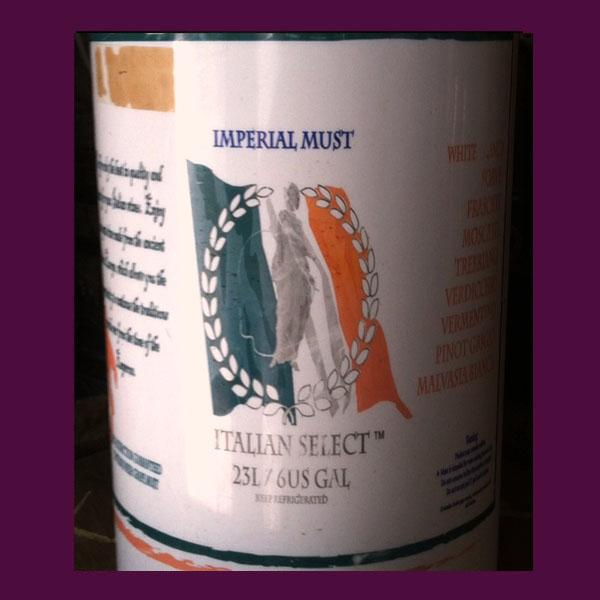 Italian Juices Malvasia (Black)