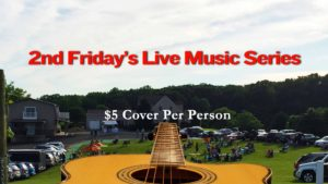 2nd Friday Live Music Series Event @ Harford Vineyard & Winery
