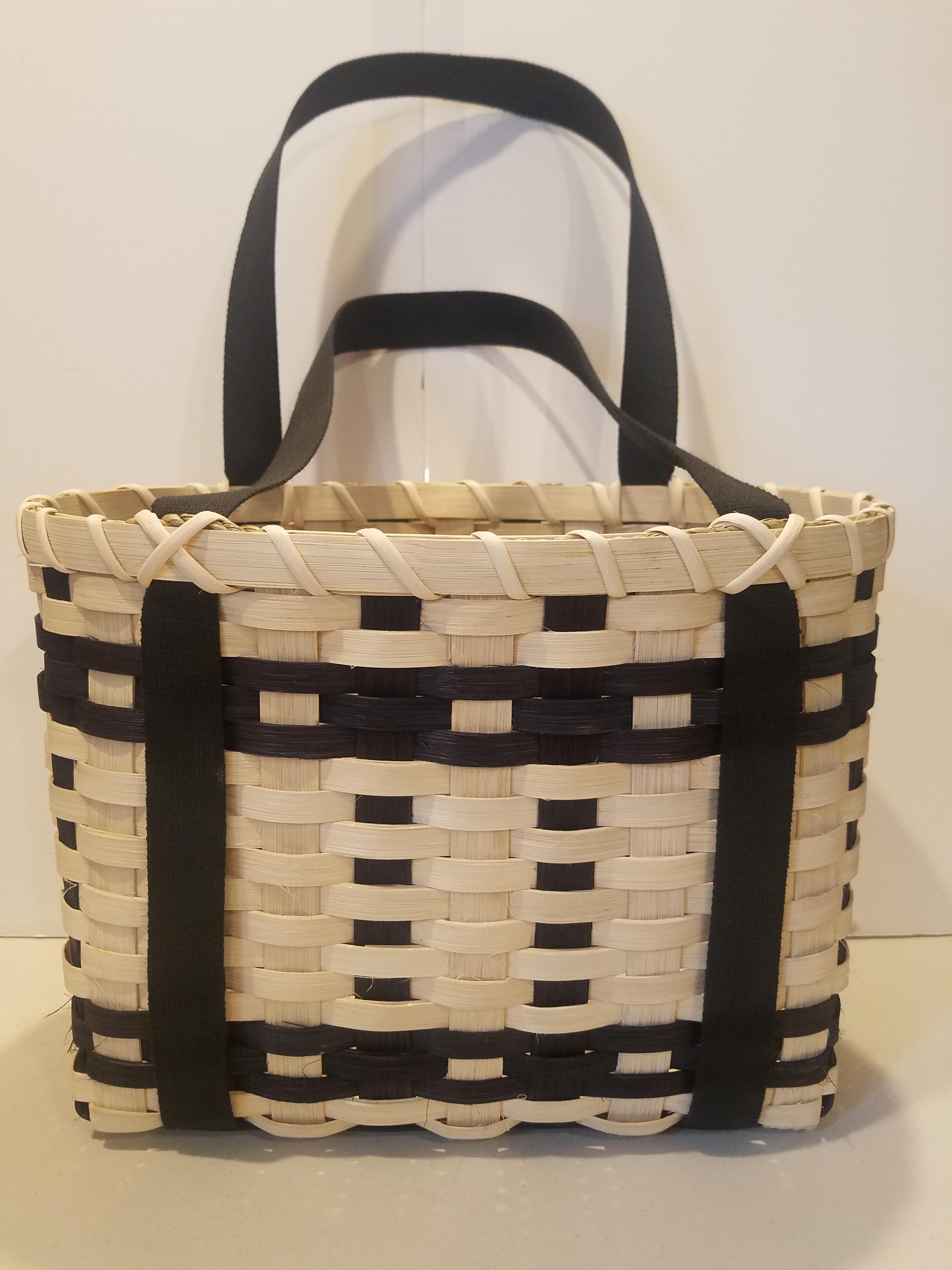 Adult Beginner Basketry Workshop