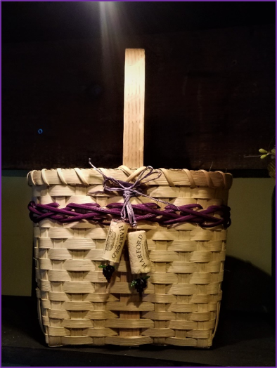 10/28 - Adult Beginner Basket Weaving Workshop