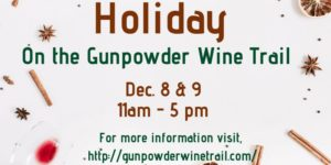 Gunpowder Wine Trail Event