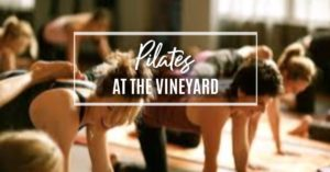 Pilates & Wine @ Harford Vineyard & Winery