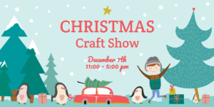 Christmas Craft Show @ Harford Vineyard & Winery