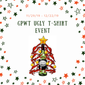 Gunpowder Wine Trail - Ugly T-Shirt Christmas Event