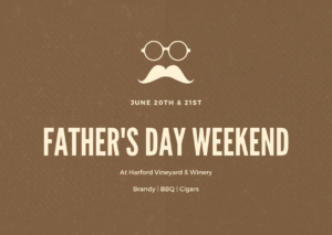 Father's Day Weekend Events @ Harford Vineyard & Winery