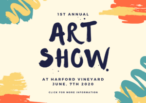 CANCELED | Harford Vineyard's 1st Annual Art Show @ Harford Vineyard & Winery
