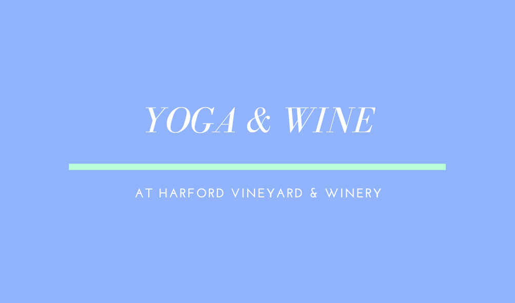 Yoga at the Vineyard - 5/20
