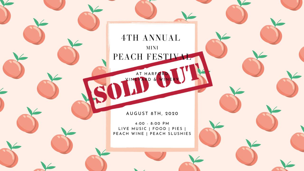 Mini Peach Festival Ticket