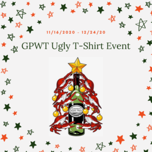 Gunpowder Wine Trail's 2020 Ugly T-Shirt Event