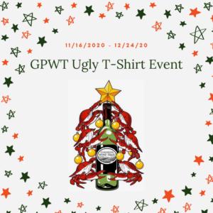 Gunpowder Wine Trail's 2020 Ugly T-Shirt Event