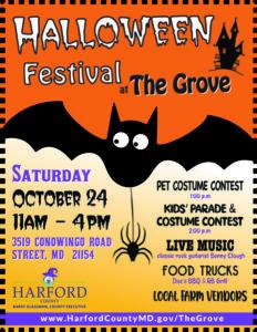 Harford County Halloween Festival