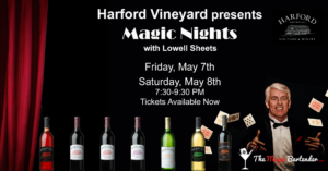 Magic Night @ Harford Vineyard & Winery