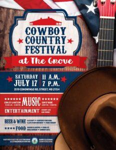 Cowboy Country Fair @ The Grove