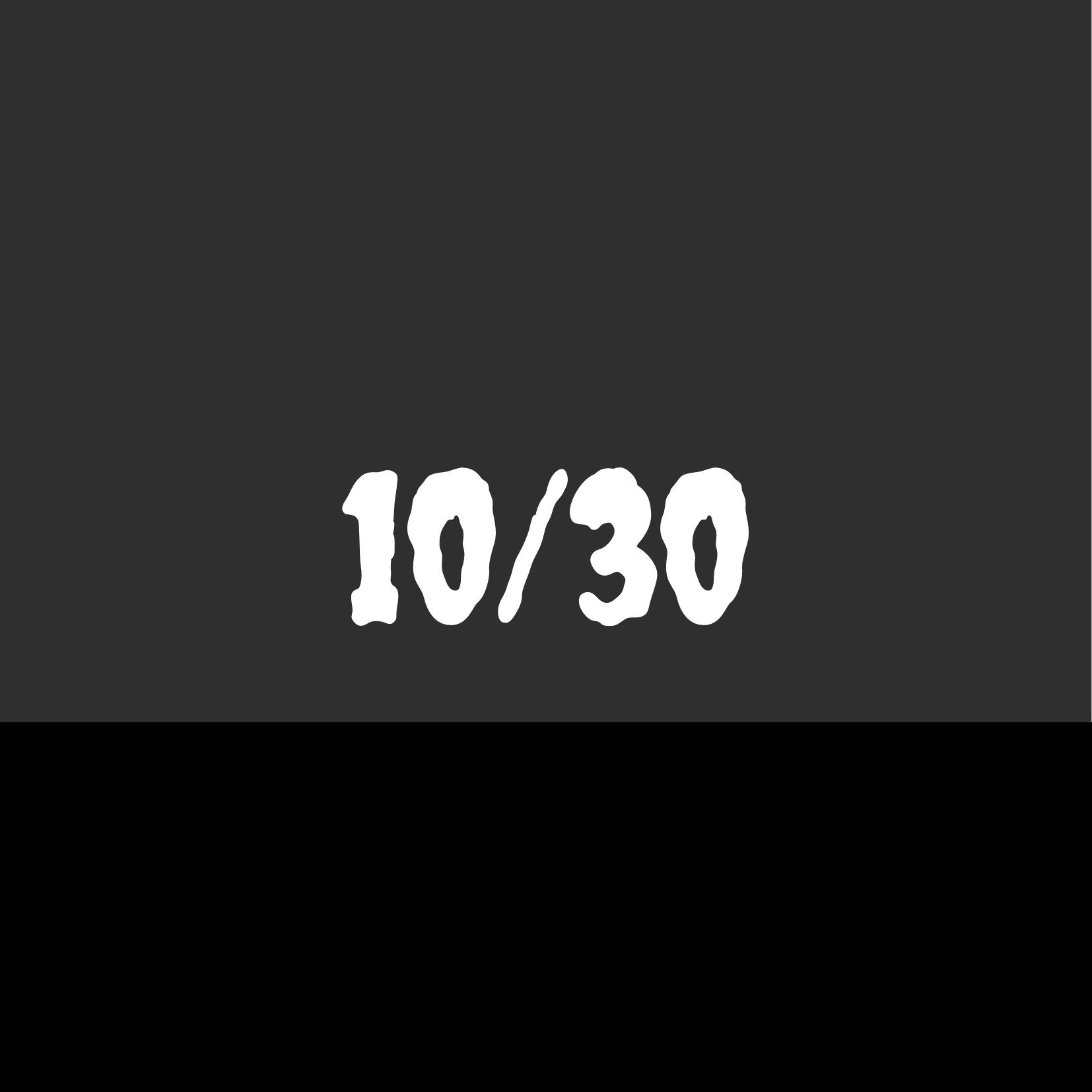 Halloween Event - 10/30
