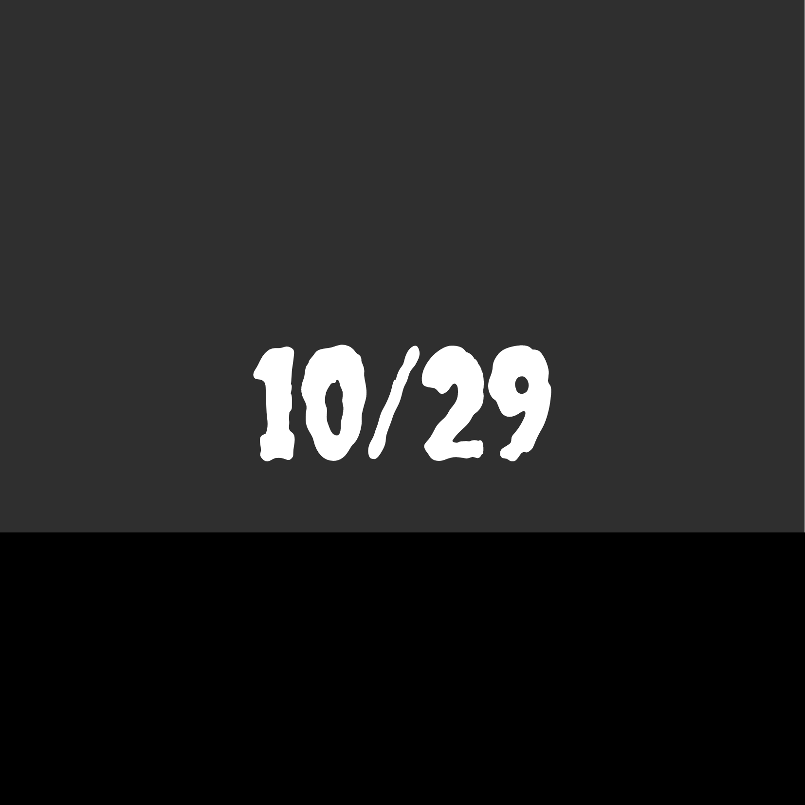 Halloween Event - 10/29