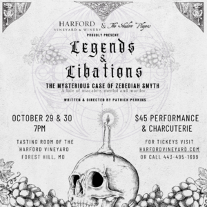 Halloween Event @ Harford Vineyard